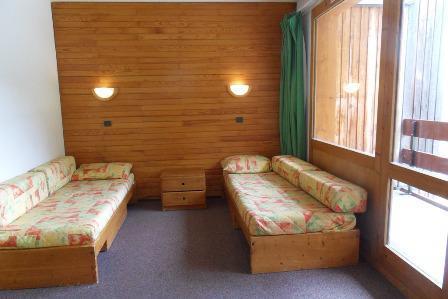 Location au ski Studio 4 personnes (408) - Residence 3000 - La Plagne