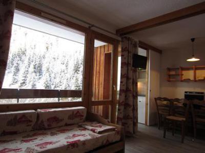 Аренда на лыжном курорте Квартира студия для 4 чел. (506) - Résidence 3000 - La Plagne