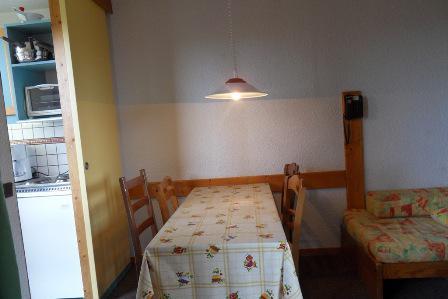 Аренда на лыжном курорте Квартира студия для 4 чел. (408) - Résidence 3000 - La Plagne