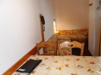 Аренда на лыжном курорте Квартира студия для 4 чел. (420) - Résidence 3000 - La Plagne