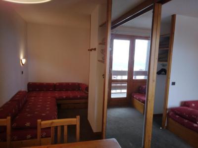 Аренда на лыжном курорте Квартира студия для 4 чел. (818) - Résidence 3000 - La Plagne