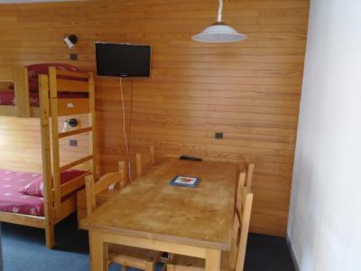 Аренда на лыжном курорте Квартира студия для 4 чел. (05) - Résidence 3000 - La Plagne - апартаменты