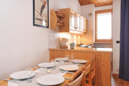 Location au ski Appartement 3 pièces mezzanine 7 personnes (420) - Residence Agate - La Plagne