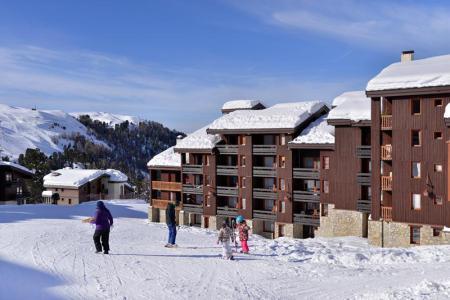 Wakacje w górach Résidence Agate - La Plagne - Zima na zewnątrz