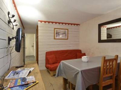 Location au ski Studio 4 personnes (37) - Residence Aime 2000 Paquebot Des Neiges - La Plagne
