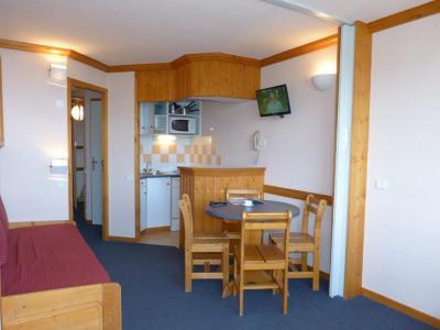 Location au ski Studio 4 personnes (144) - Residence Aime 2000 Paquebot Des Neiges - La Plagne