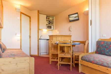 Location au ski Studio 4 personnes (118) - Residence Aime 2000 Paquebot Des Neiges - La Plagne