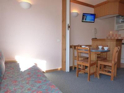 Location au ski Studio 4 personnes (30) - Residence Aime 2000 Paquebot Des Neiges - La Plagne