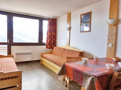 Location au ski Studio 4 personnes (107) - Residence Aime 2000 Paquebot Des Neiges - La Plagne