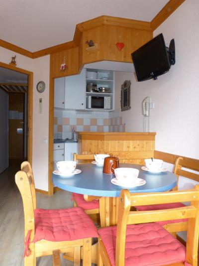 Location au ski Studio 4 personnes (38) - Residence Aime 2000 Paquebot Des Neiges - La Plagne