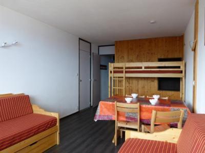 Location au ski Studio 4 personnes (108) - Residence Aime 2000 Paquebot Des Neiges - La Plagne