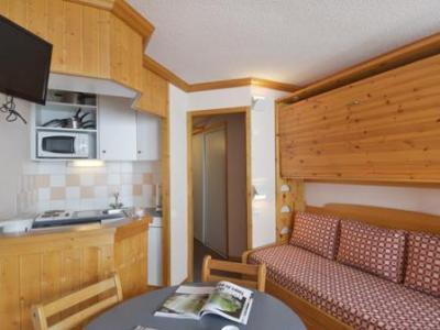 Location au ski Studio 4 personnes (33) - Residence Aime 2000 Paquebot Des Neiges - La Plagne