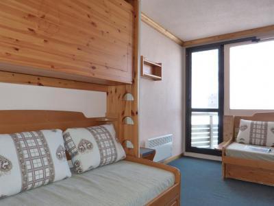 Location au ski Studio 4 personnes (44) - Residence Aime 2000 Paquebot Des Neiges - La Plagne