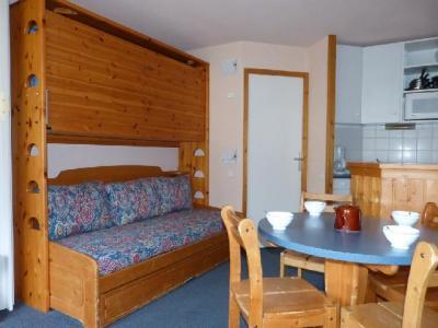 Location au ski Studio 4 personnes (05) - Residence Aime 2000 Paquebot Des Neiges - La Plagne