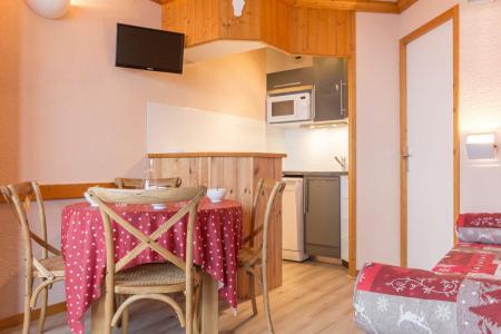 Location au ski Studio 4 personnes (138) - Residence Aime 2000 Paquebot Des Neiges - La Plagne