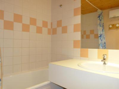Location au ski Appartement 2 pièces 5 personnes (135) - Residence Aime 2000 Paquebot Des Neiges - La Plagne - Baignoire
