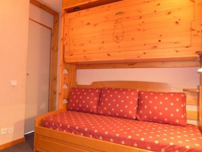 Location au ski Appartement 2 pièces 5 personnes (135) - Residence Aime 2000 Paquebot Des Neiges - La Plagne - Canapé