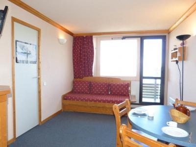 Location au ski Appartement 2 pièces 5 personnes (135) - Residence Aime 2000 Paquebot Des Neiges - La Plagne - Canapé-gigogne