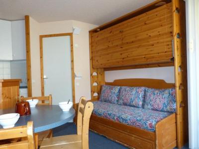 Location au ski Studio 4 personnes (04) - Residence Aime 2000 Paquebot Des Neiges - La Plagne - Banquette
