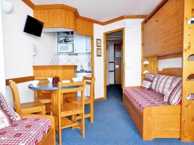 Location au ski Studio 4 personnes (132) - Residence Aime 2000 Paquebot Des Neiges - La Plagne - Chaise