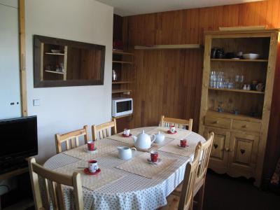 Location au ski Appartement duplex 2 pièces 6 personnes (34) - Résidence Belvédère - La Plagne - Table