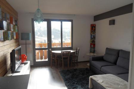 Аренда на лыжном курорте Апартаменты 2 комнат 4 чел. (26) - Résidence Carène - La Plagne - Салон