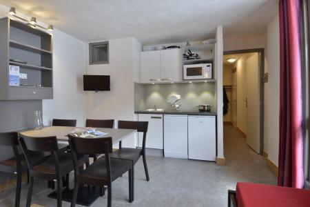 Location au ski Appartement 2 pièces 6 personnes (34) - Residence Carroley B - La Plagne