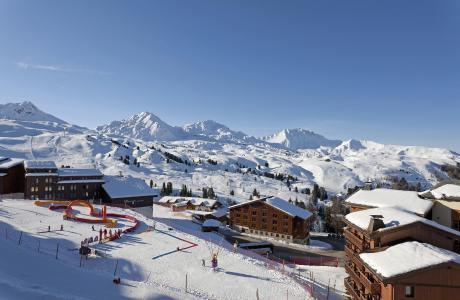 Location au ski Résidence Club MMV le Centaure - La Plagne - Extérieur hiver