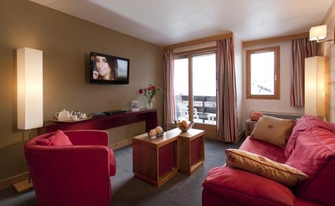 Location au ski Residence Club Mmv Le Centaure - La Plagne - Séjour