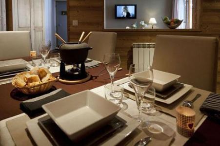 Location au ski Residence Club Mmv Le Centaure - La Plagne - Appareil à fondue