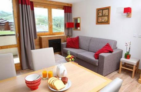 Location au ski Residence Club Mmv Le Centaure - La Plagne - Banquette