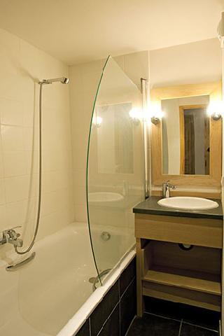 Location au ski Residence Club Mmv Le Centaure - La Plagne - Salle de bains