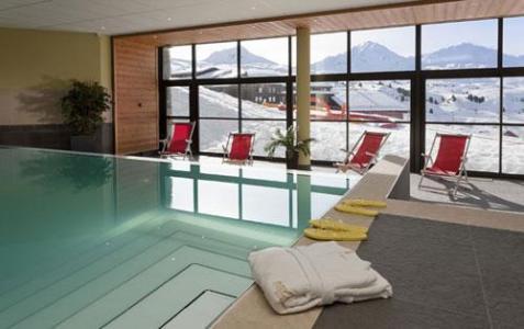 Location au ski Residence Club Mmv Le Centaure - La Plagne - Piscine