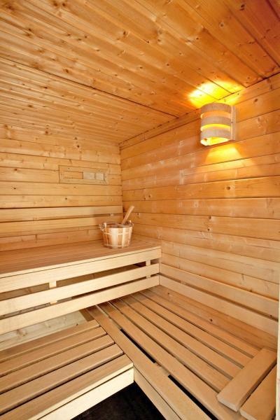 Location au ski Résidence Club MMV le Centaure - La Plagne - Sauna