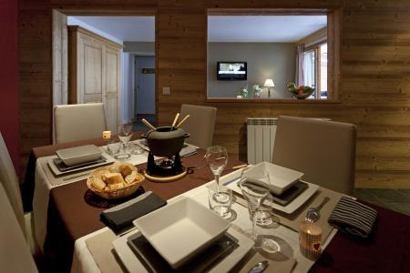 Location au ski Résidence Club MMV le Centaure - La Plagne - Table