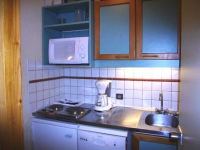 Location au ski Studio 4 personnes (1115) - Residence Croix Du Sud - La Plagne