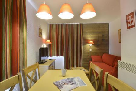 Location au ski Studio 4 personnes (101) - Residence Croix Du Sud - La Plagne