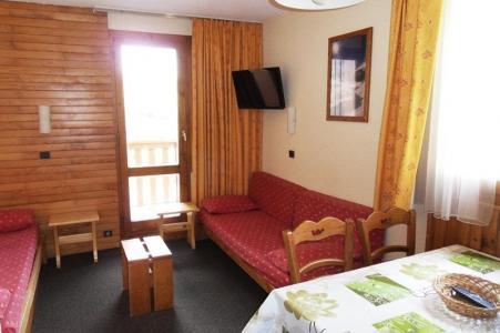 Location au ski Studio 4 personnes (1115) - Residence Croix Du Sud - La Plagne - Séjour