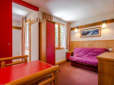 Location au ski Studio 4 personnes (320) - Residence Digitale - La Plagne