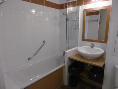 Location au ski Studio 4 personnes (316) - Residence Digitale - La Plagne - Salle de bains
