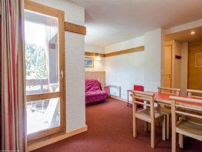 Location au ski Studio 4 personnes (323) - Residence Digitale - La Plagne - Appartement