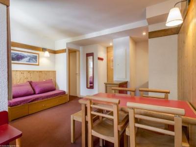 Location au ski Appartement 2 pièces 5 personnes (835) - Residence Doronic - La Plagne