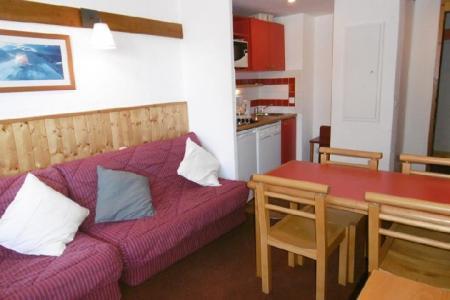 Location au ski Appartement 2 pièces 5 personnes (862) - Residence Doronic - La Plagne