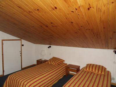 Location au ski Studio 4 personnes (387) - Residence Emeraude - La Plagne - Extérieur hiver