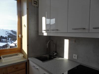 Location au ski Studio 4 personnes (387) - Residence Emeraude - La Plagne - Salle de bains