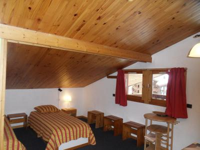 Location au ski Studio 4 personnes (387) - Residence Emeraude - La Plagne - Séjour