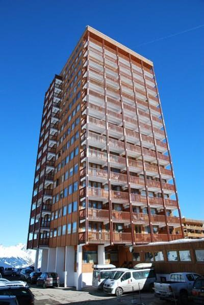 Location au ski Studio 2 personnes (347) - Residence L'everest - La Plagne