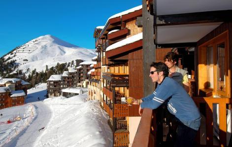 Skien met de familie Résidence la Licorne