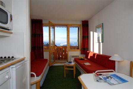 Location au ski Appartement 2 pièces 4-5 personnes - Residence La Licorne - La Plagne - Séjour