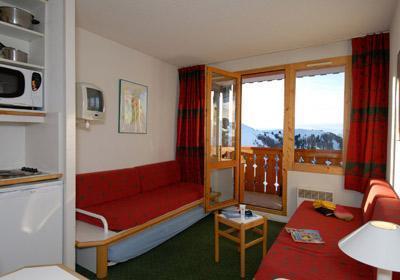 Location au ski Residence La Licorne - La Plagne - Kitchenette